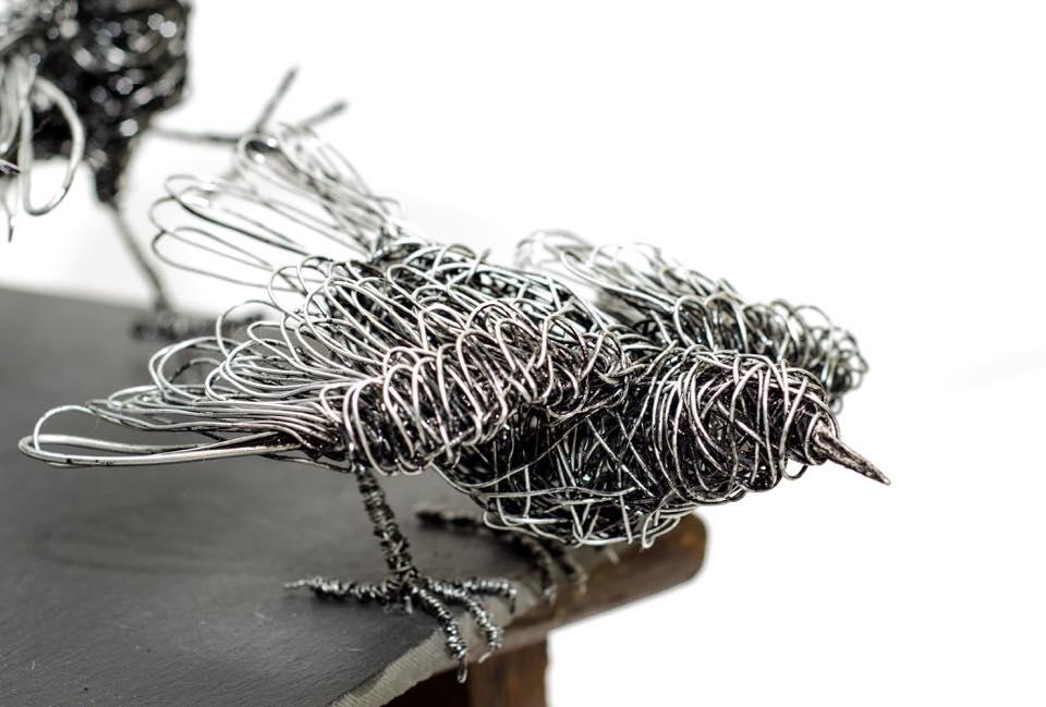 sculture-filo-metallico-animali-candice-bees-10