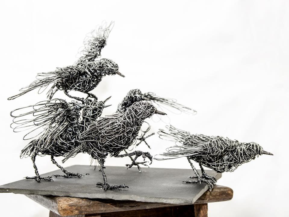 sculture-filo-metallico-animali-candice-bees-16