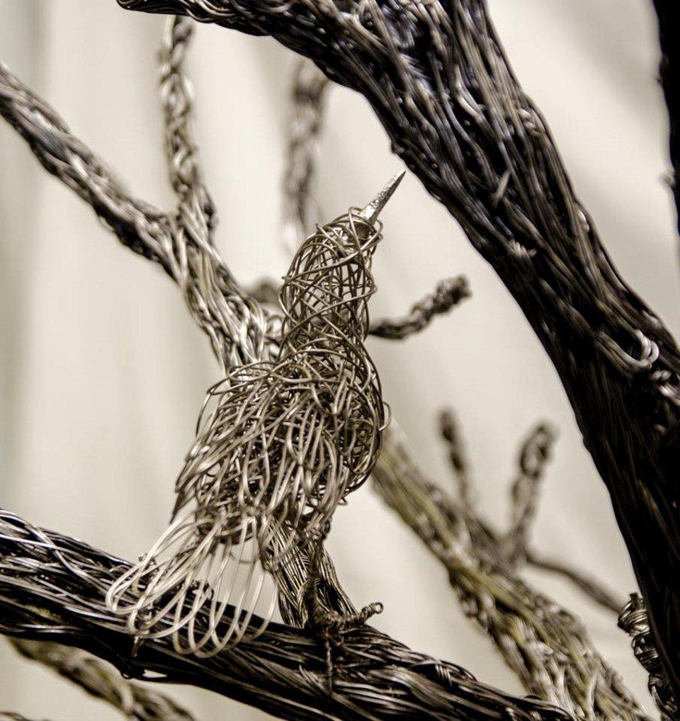 sculture-filo-metallico-animali-candice-bees-31