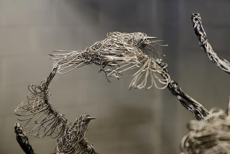 sculture-filo-metallico-animali-candice-bees-33