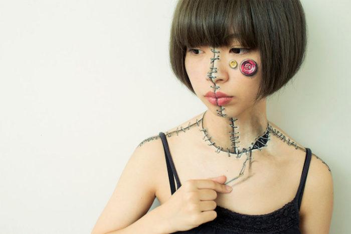 body-art-make-up-illusioni-ottiche-chooo-san-10