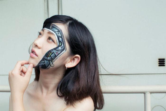 body-art-make-up-illusioni-ottiche-chooo-san-11