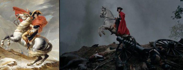 Scene Film Ispirate Dipinti Famosi Vugar Efendi