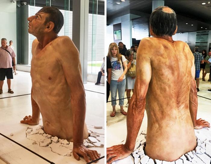 sculture-iperrealiste-mostra-museo-bilbao-05