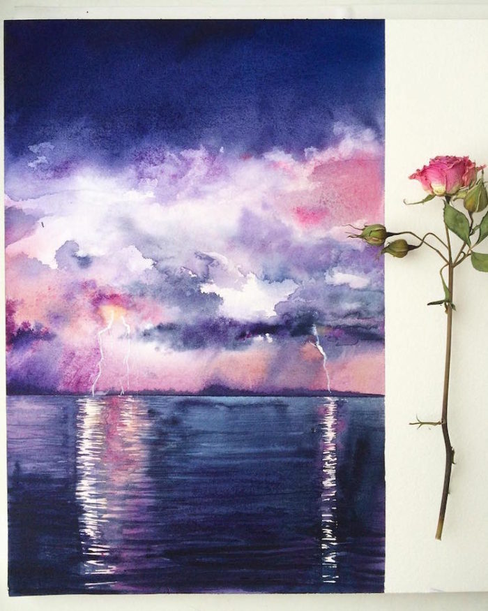 acquerelli-scorci-paesaggi-natura-dina-lepchenkova-03