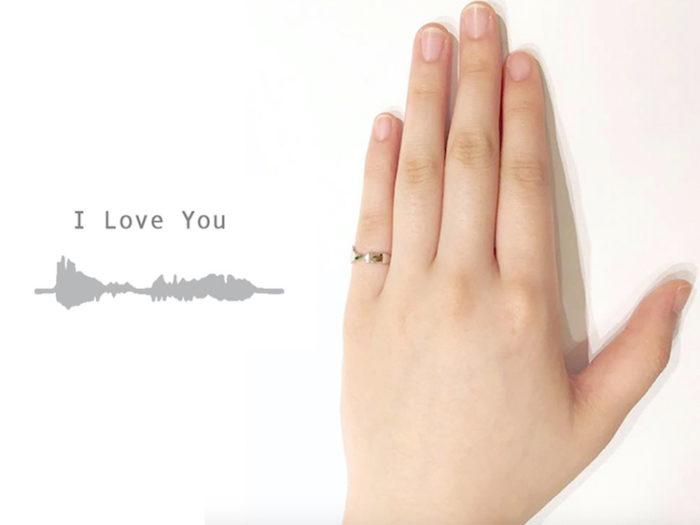anello-artigianale-onde-sonore-vocali-encode-ring-4