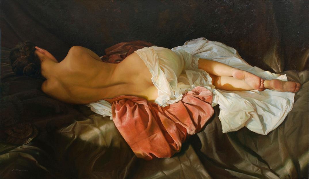 dipinti-olio-donne-seducenti-sensuali-sergei-marshennikov-11