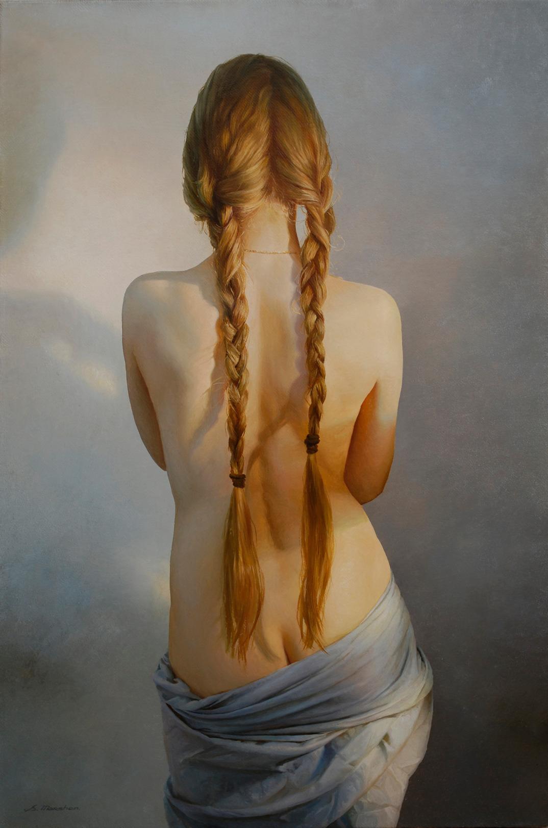 dipinti-olio-donne-seducenti-sensuali-sergei-marshennikov-12