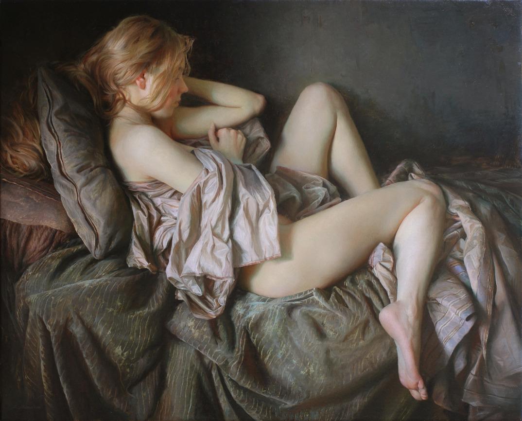 dipinti-olio-donne-seducenti-sensuali-sergei-marshennikov-19