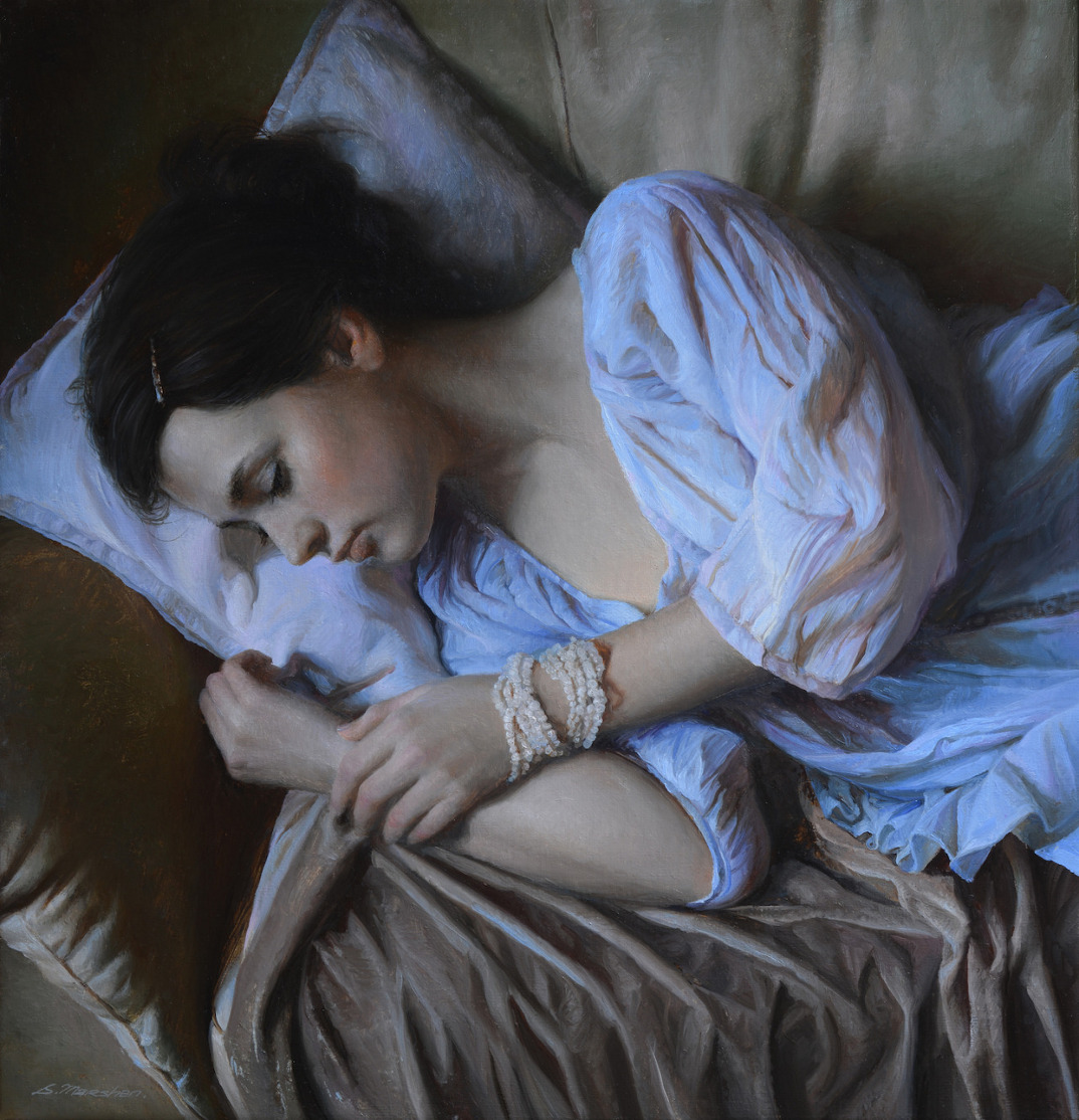 dipinti-olio-donne-seducenti-sensuali-sergei-marshennikov-24