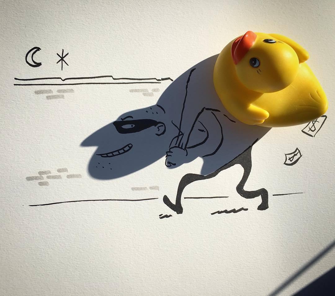 ombre-oggetti-comuni-diventano-geniali-divertenti-illustrazioni-vincent-bal-01