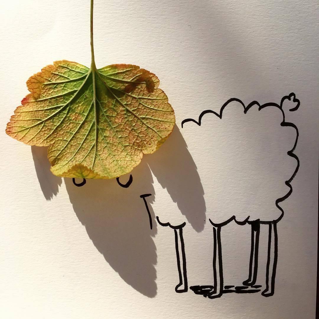 ombre-oggetti-comuni-diventano-geniali-divertenti-illustrazioni-vincent-bal-08