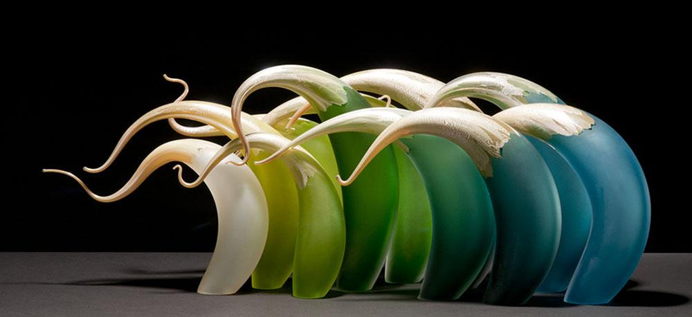 sculture-vetro-soffiato-ondulato-simulano-movimento-rick-eggert-3