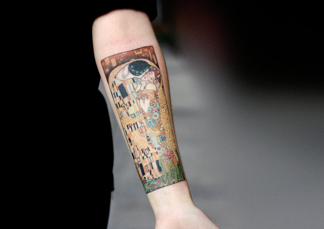 tatuaggi-ispirati-dipinti-gustav-klimt-01