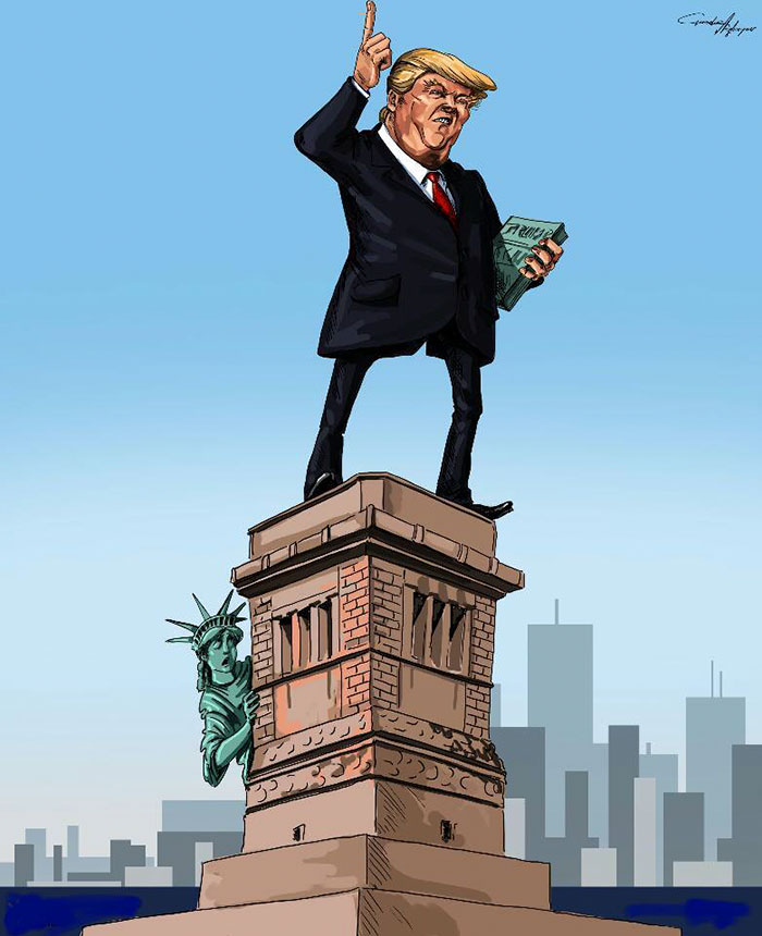 vignette-illustrazioni-divertenti-donald-trump-presidente-stati-uniti-16