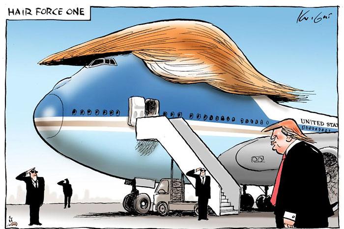 vignette-illustrazioni-divertenti-donald-trump-presidente-stati-uniti-31