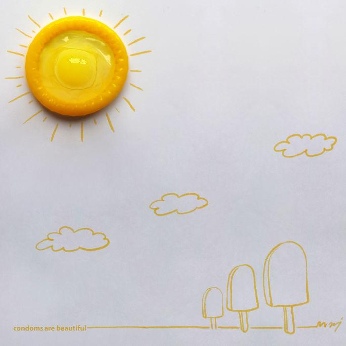 illustrazioni-preservativi-contro-aids-rajkamal-aich-15