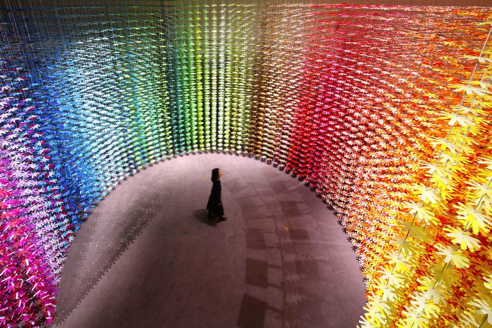 installazione-25000-fiori-carta-colorata-color-mixing-emmanuelle-moureaux-06
