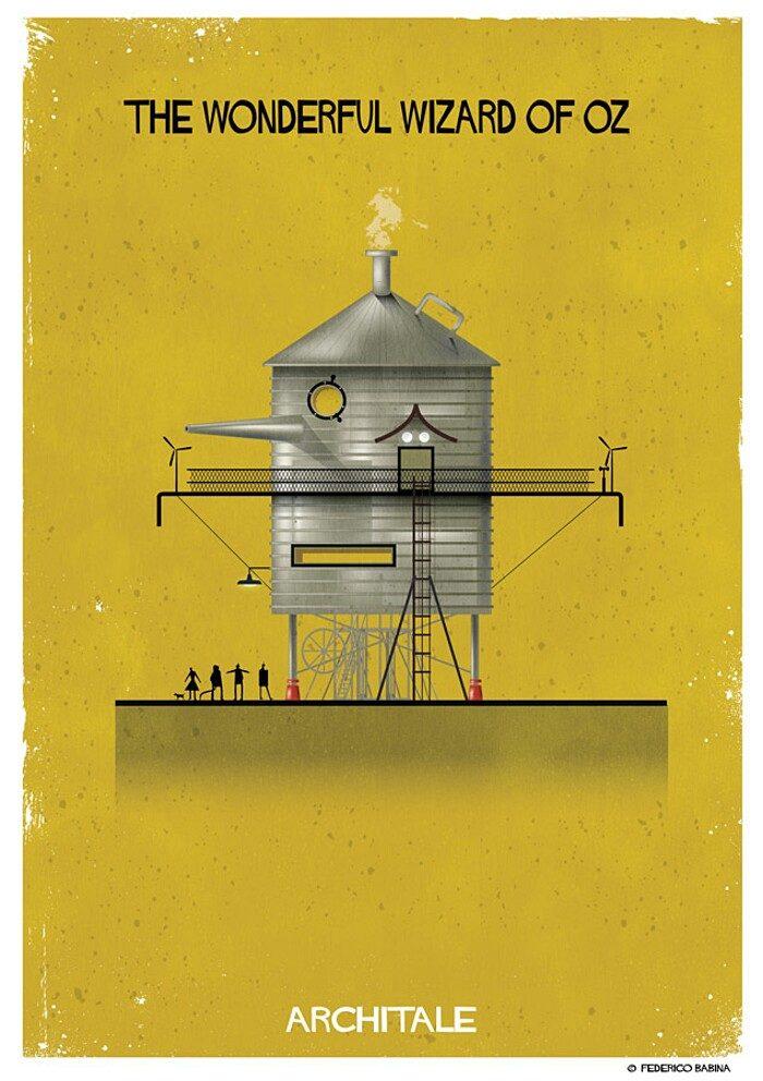 illustrazioni-case-personaggi-fiabe-federico-babina-archtale-02