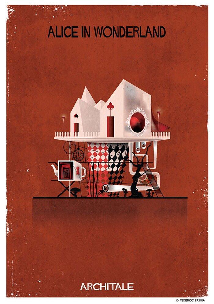 illustrazioni-case-personaggi-fiabe-federico-babina-archtale-09