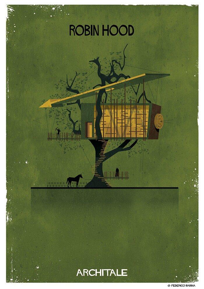 illustrazioni-case-personaggi-fiabe-federico-babina-archtale-12