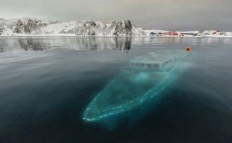 Le affascinanti immagini di 20 navi affondate, dimenticate dall'uomo