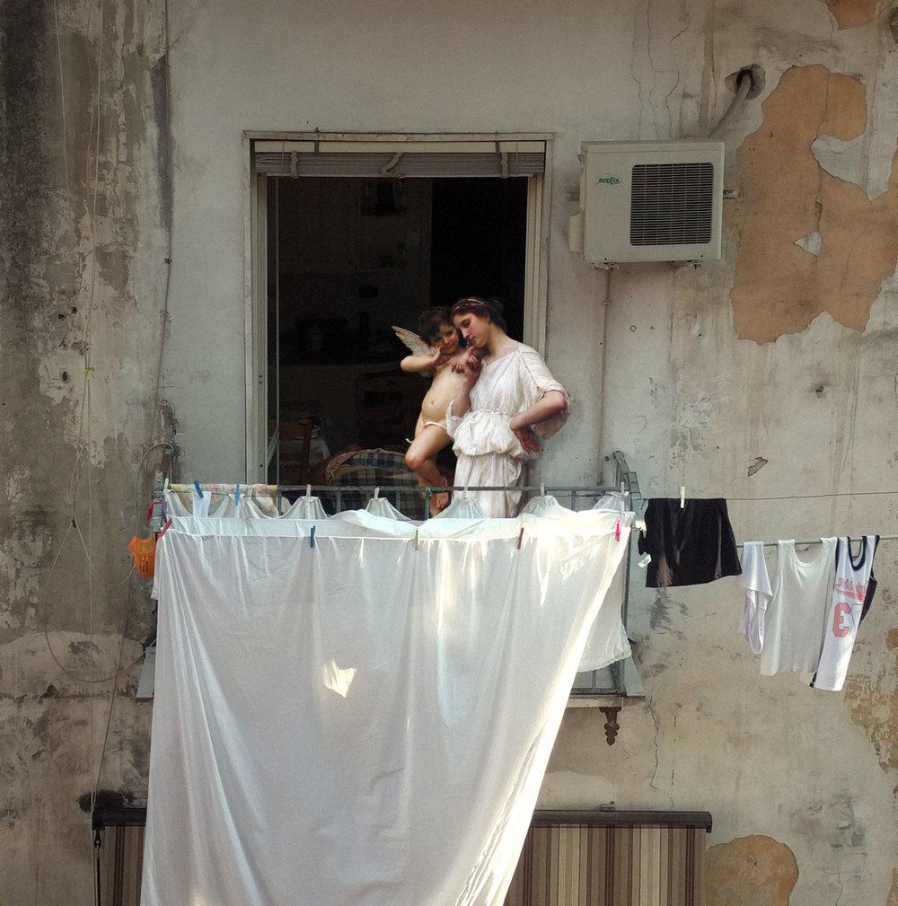 personaggi-dipinti-rinascimento-invadono-strade-napoli-fotomontaggi-alexey-kondakov-05