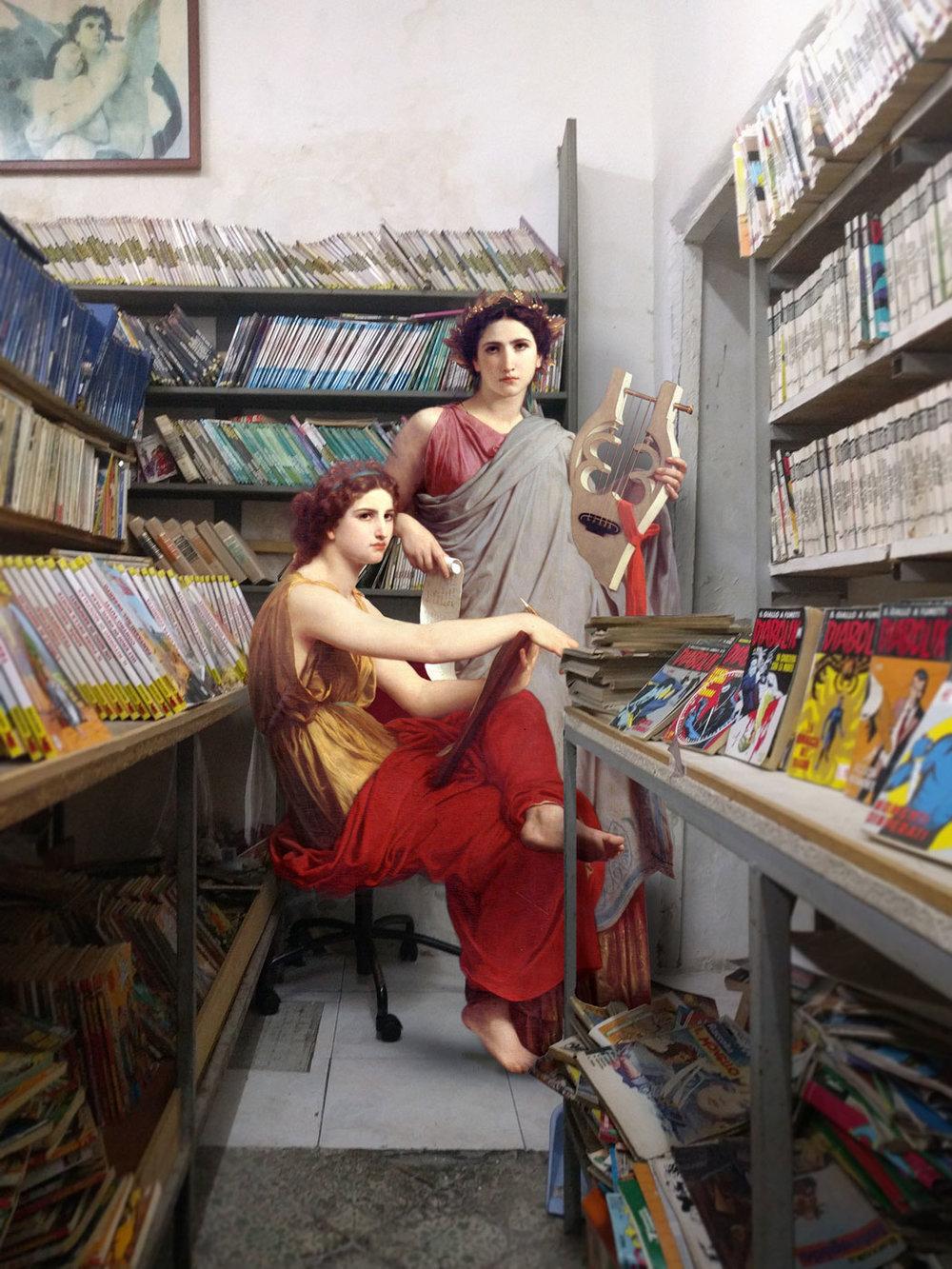 personaggi-dipinti-rinascimento-invadono-strade-napoli-fotomontaggi-alexey-kondakov-08