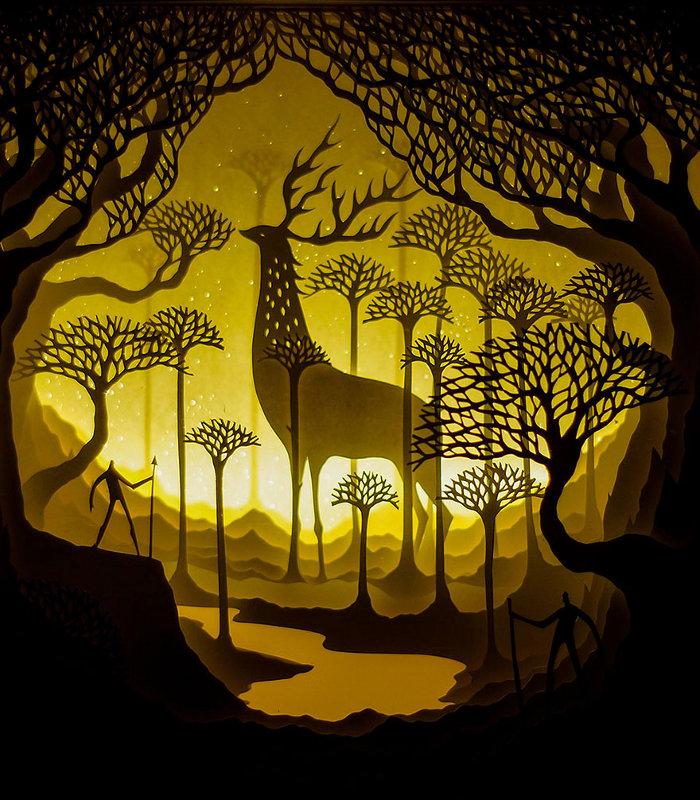 sculture-arte-carta-luminose-ombre-hari-deepti-06