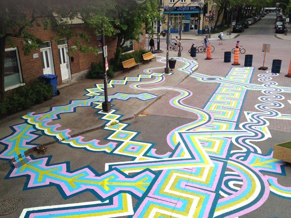 street-art-piste-ciclabili-montreal-roadsworth-22