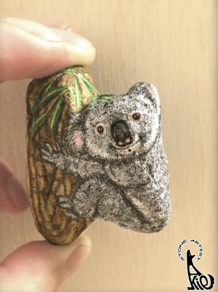 dipinge-animali-su-pietre-akie-nakata-6