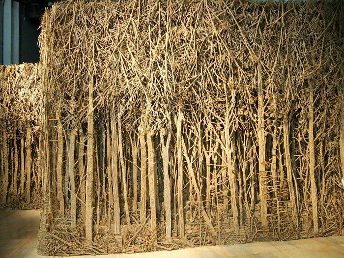 sculture-cartone-foreste-alberi-eva-jospin-09