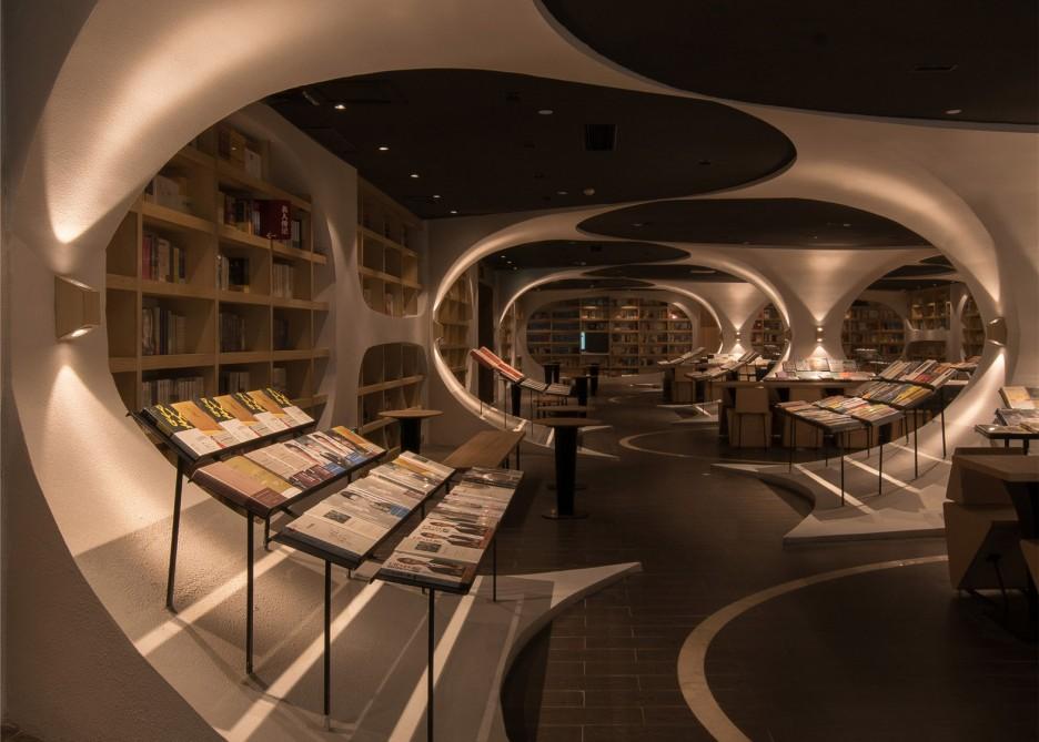 biblioteca-tunnel-design-moderno-yangzhou-zhongshuge-cina-04