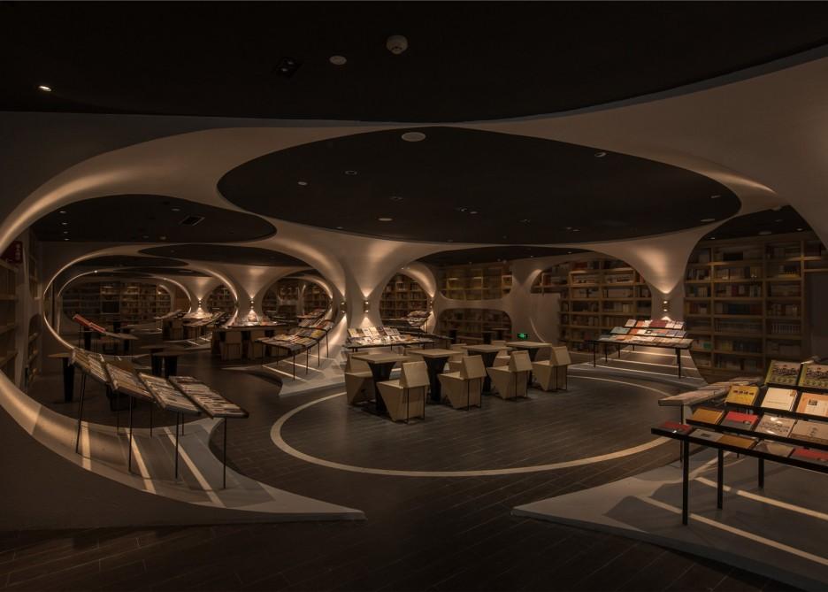 biblioteca-tunnel-design-moderno-yangzhou-zhongshuge-cina-05
