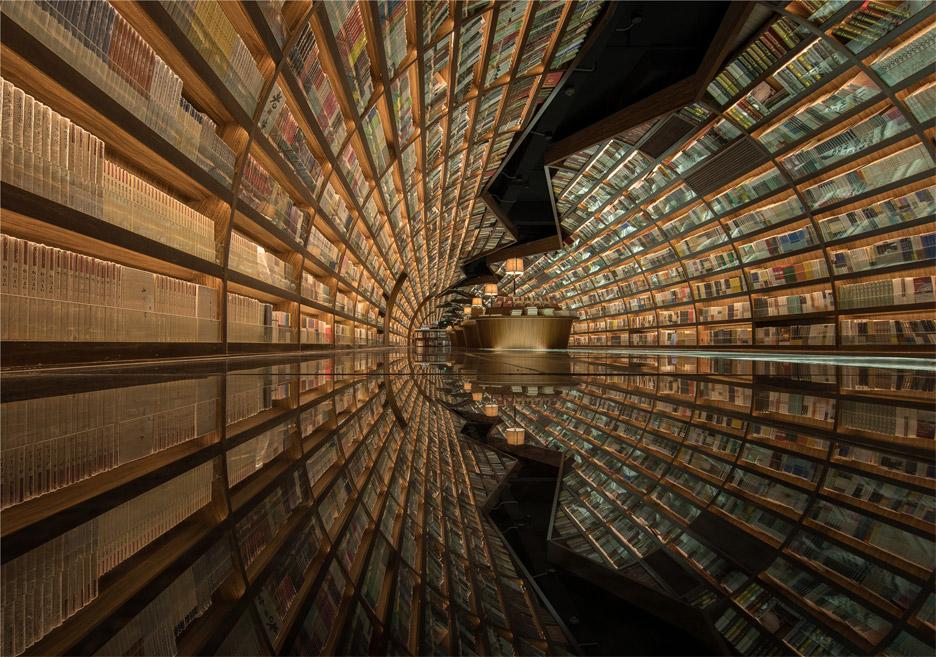 biblioteca-tunnel-design-moderno-yangzhou-zhongshuge-cina-07