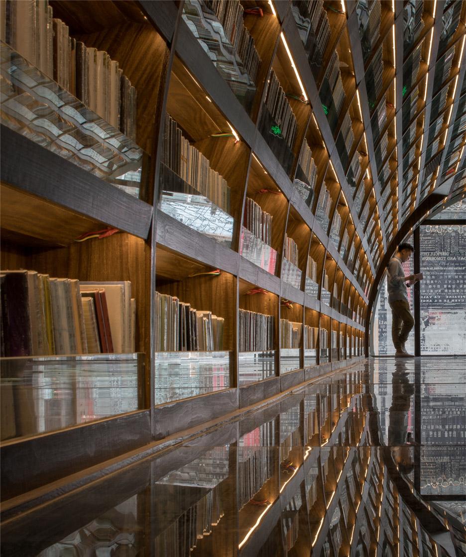 biblioteca-tunnel-design-moderno-yangzhou-zhongshuge-cina-10