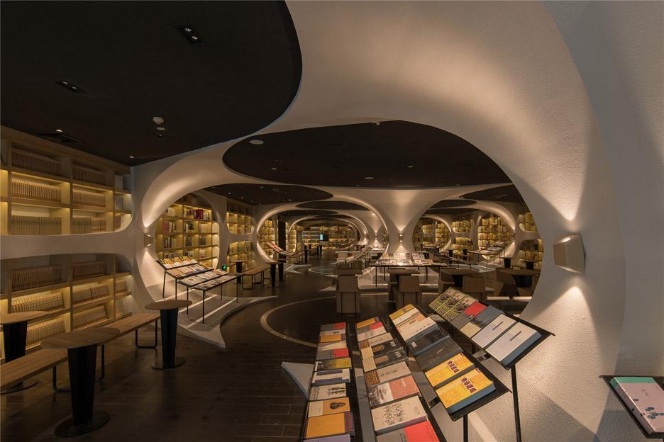 biblioteca-tunnel-design-moderno-yangzhou-zhongshuge-cina-13