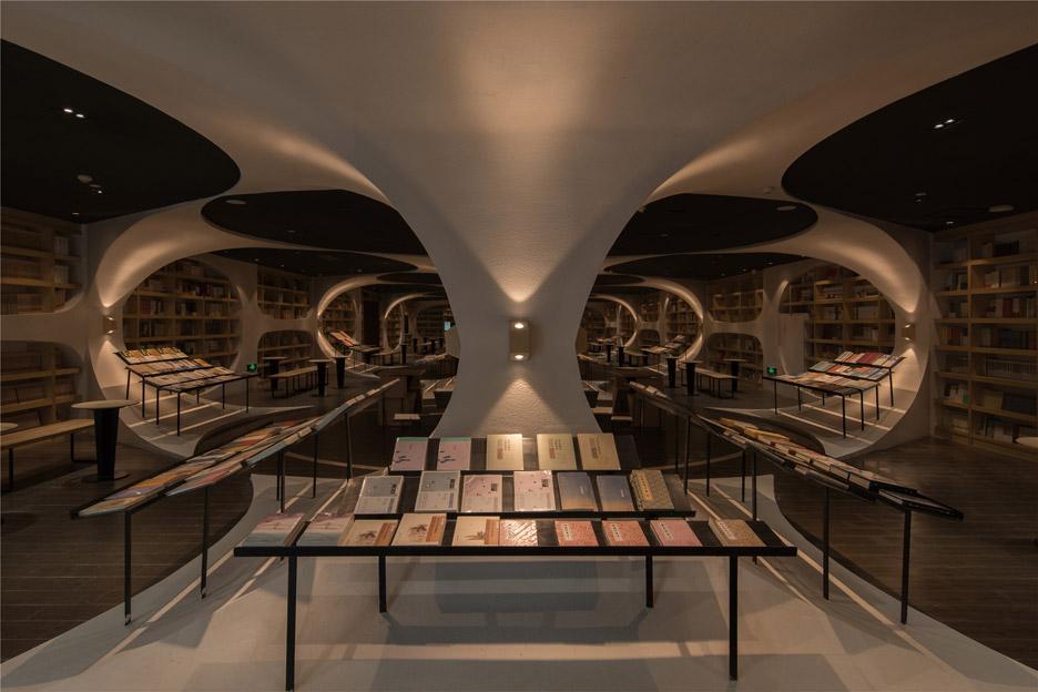 biblioteca-tunnel-design-moderno-yangzhou-zhongshuge-cina-14