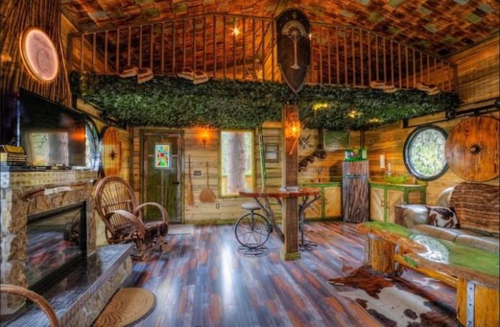 Una casa sull 39 albero ma di design 21 esempi tra i pi for Piani della casa del sud