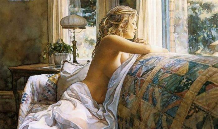 ritratti-donne-nude-acquerelli-steve-hanks-03