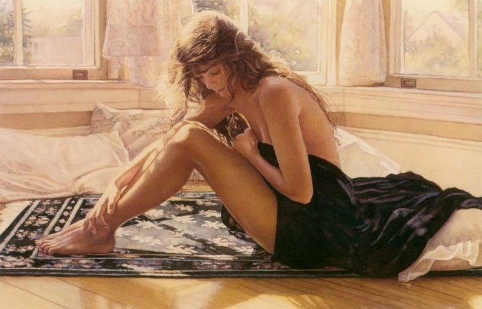 ritratti-donne-nude-acquerelli-steve-hanks-08
