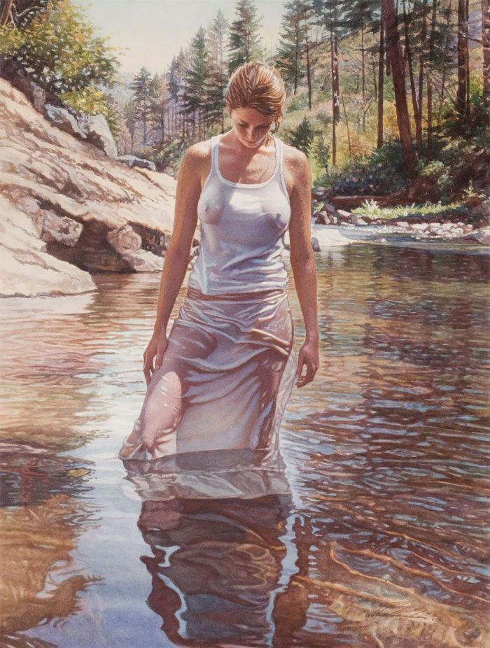 ritratti-donne-nude-acquerelli-steve-hanks-09
