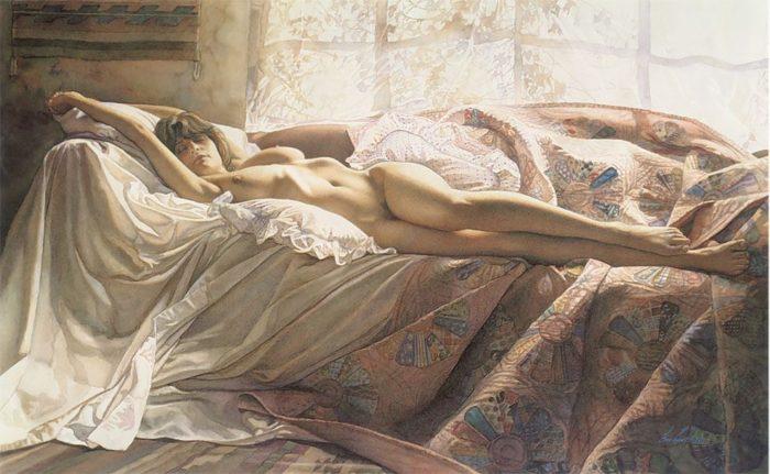 ritratti-donne-nude-acquerelli-steve-hanks-12