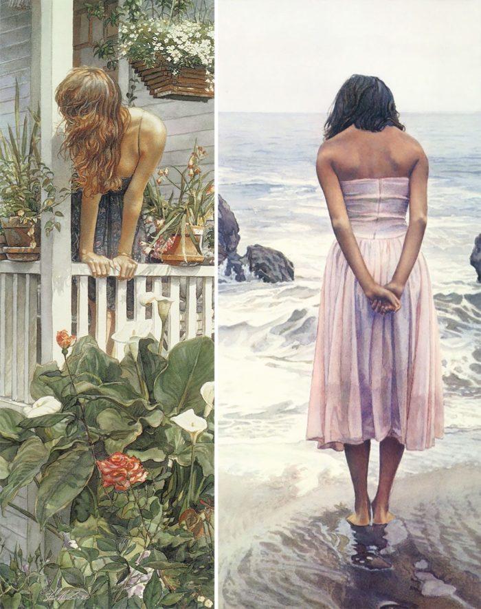 ritratti-donne-nude-acquerelli-steve-hanks-33