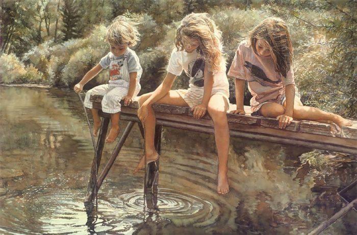 ritratti-donne-nude-acquerelli-steve-hanks-37