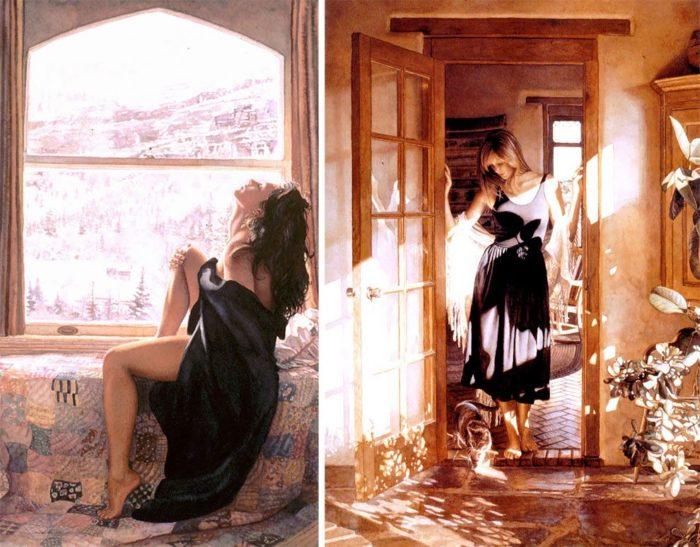 ritratti-donne-nude-acquerelli-steve-hanks-41