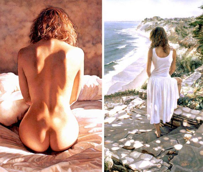 ritratti-donne-nude-acquerelli-steve-hanks-42