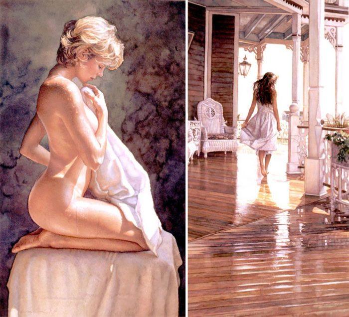 ritratti-donne-nude-acquerelli-steve-hanks-44