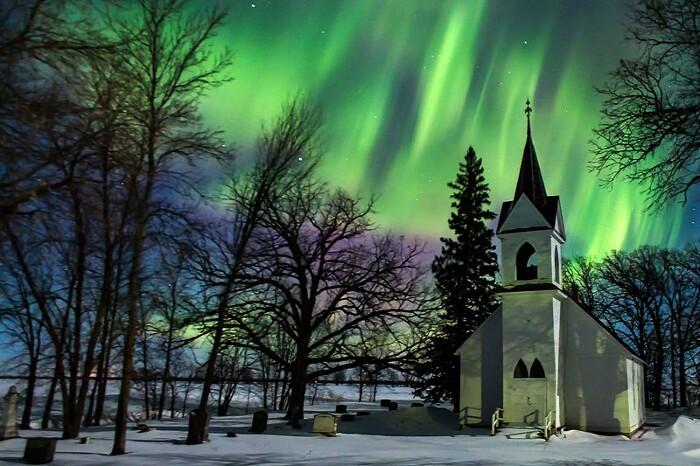 aurora boreale immagini nasa 09