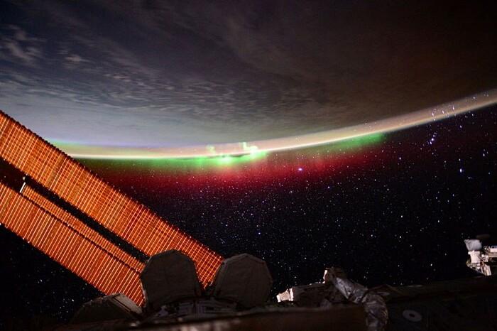 aurora boreale immagini nasa 21